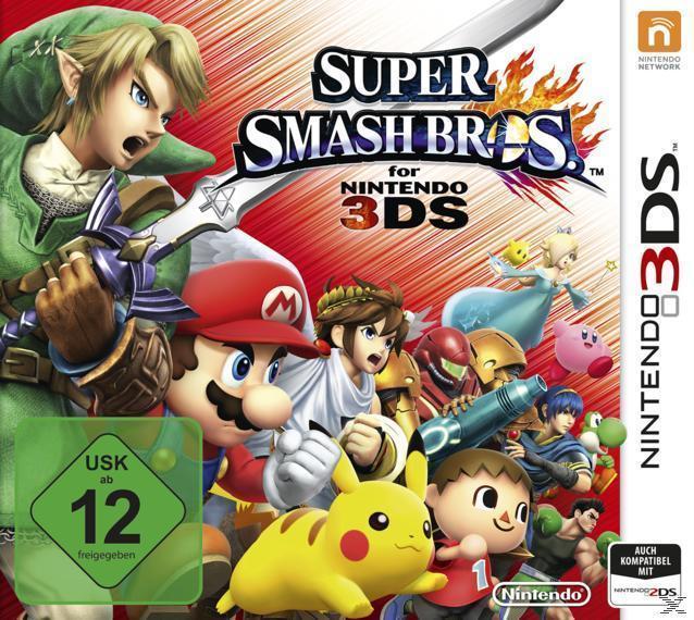 Super Smash Bros. (Nintendo 3DS) für 39,00 Euro