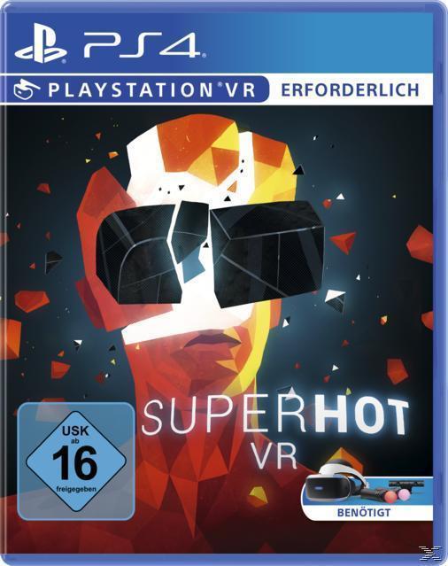 Superhot VR (PlayStation 4) für 19,99 Euro