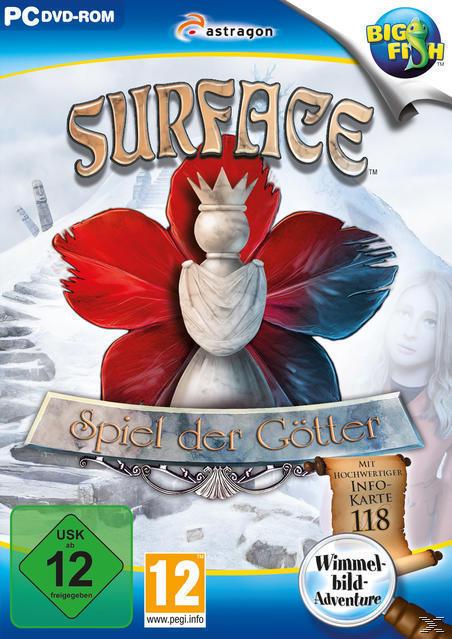 Surface: Spiel der Götter (PC) für 9,99 Euro