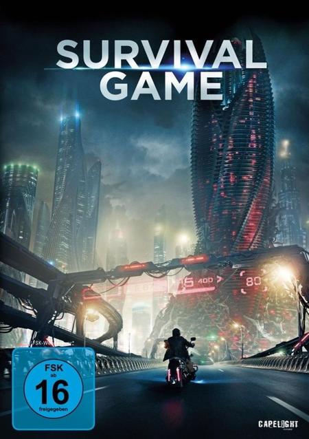 Survival Game (DVD) für 13,99 Euro