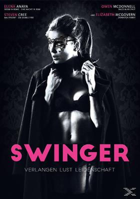 Swinger: Verlangen - Lust - Leidenschaft (DVD) für 11,99 Euro