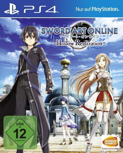 Sword Art Online: Hollow Realization (PlayStation 4) für 29,99 Euro