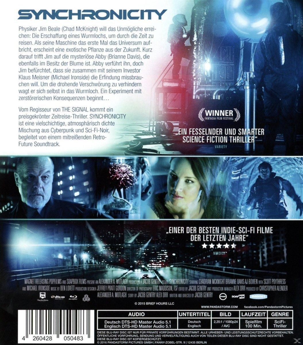 Synchronicity (BLU-RAY) für 12,99 Euro