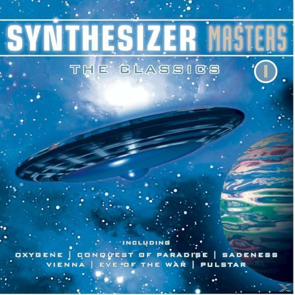 Synthesizer Masters Vol.1 (VARIOUS) für 5,99 Euro