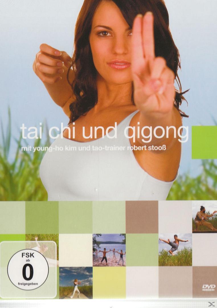 Tai Chi & Qigong mit Young-Ho Kim und Robert Stooß (DVD) für 9,74 Euro
