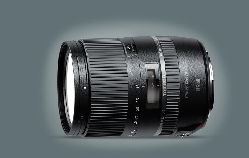Tamron 16-300mm F/3.5-6.3 Di II VC PZD für 489,00 Euro
