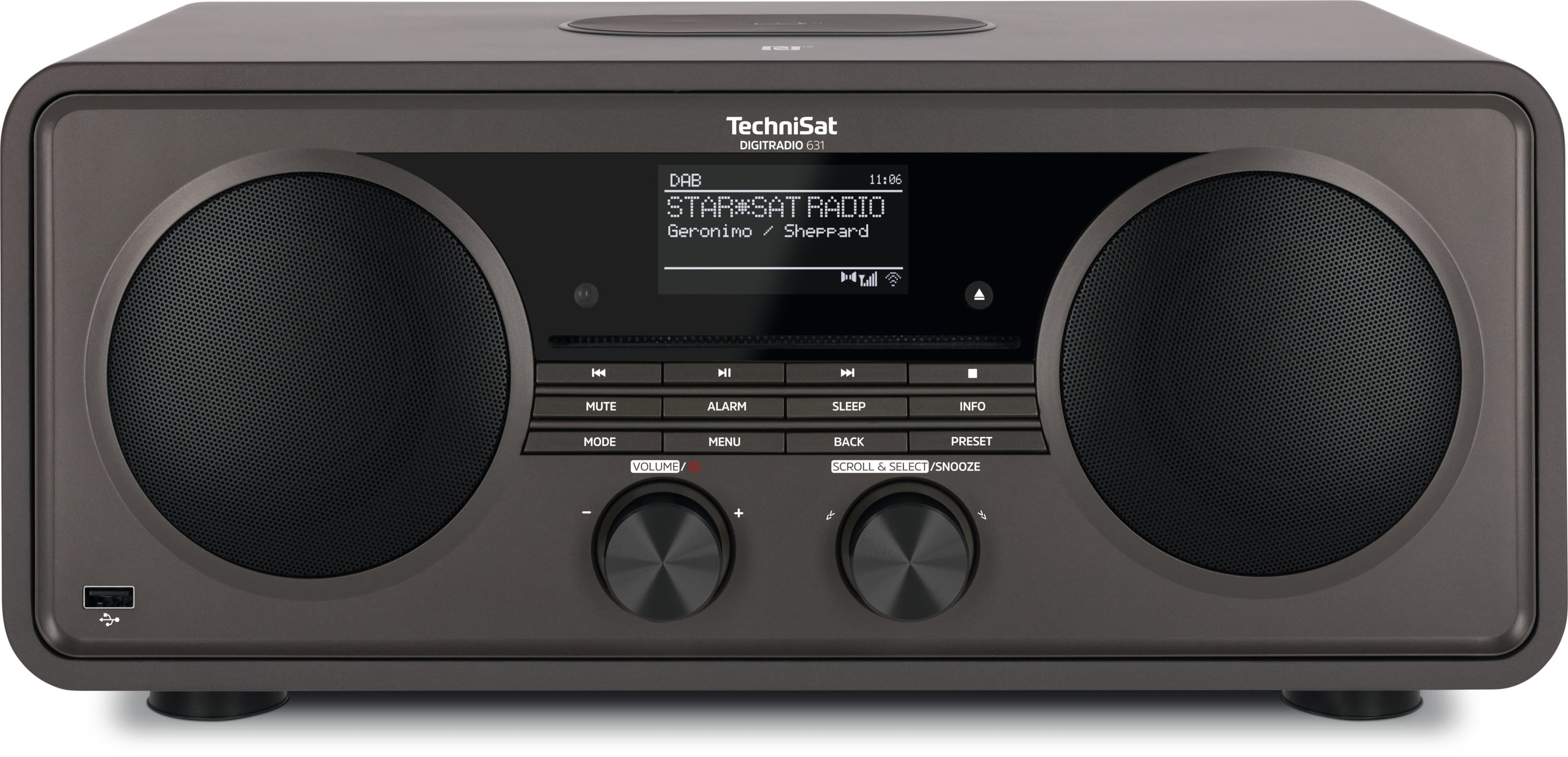 TechniSat DIGITRADIO 631 für 388,95 Euro