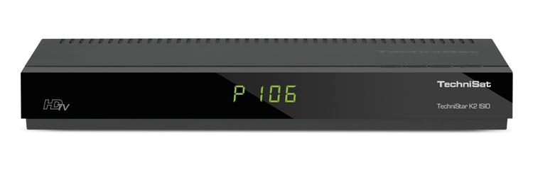 TechniSat K2 ISIO DigitalKabel-Receiver mit HDTV-Tuner DVB-C für 169,99 Euro