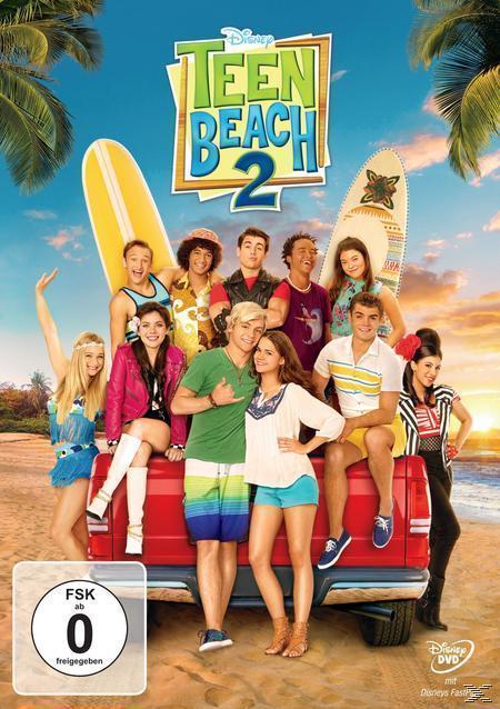 Teen Beach Movie 2 (DVD) für 8,99 Euro