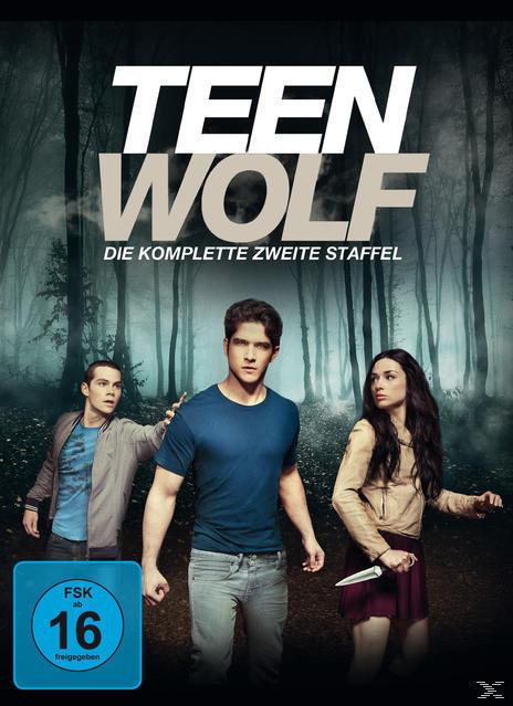 Teen Wolf - Staffel 2 DVD-Box (DVD) für 23,99 Euro