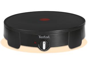 Tefal PY7108 Crepe-Maker XL 1500W 35cm Durchmesser Thermo-Spot für 119,99 Euro