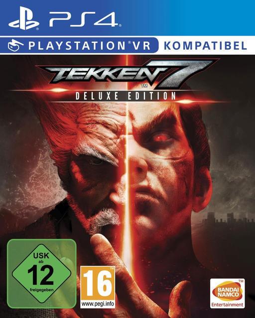 Tekken 7 - Deluxe Edition (PlayStation 4) für 37,99 Euro