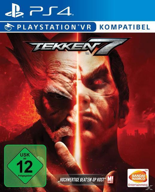Tekken 7 - Standard Edition (PlayStation 4) für 59,99 Euro