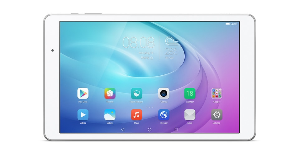 T-Mobile Huawei MediaPad T2 Tablet 25,6cm 10,1'' LTE Android 5.1 16GB 2GB für 239,00 Euro