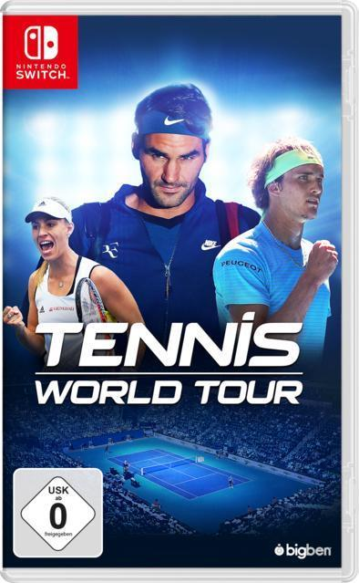 Tennis World Tour (Nintendo Switch) für 29,99 Euro