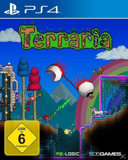 Terraria (PlayStation 4) für 19,99 Euro