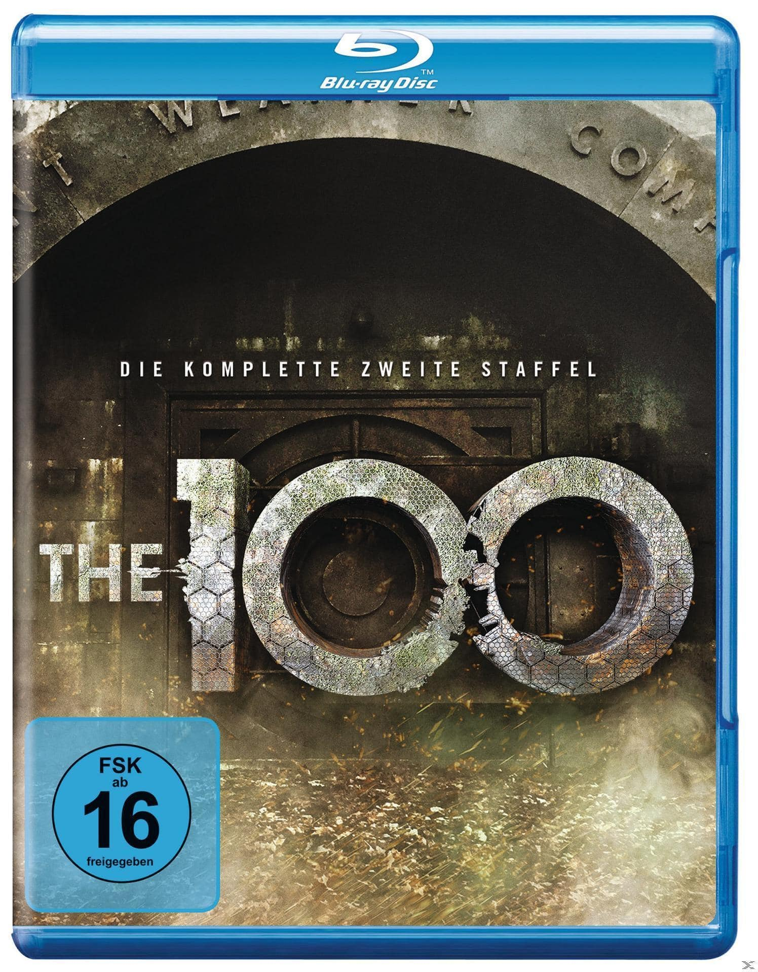 The 100 - Staffel 2 (BLU-RAY) für 21,99 Euro