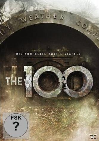 The 100 - Staffel 2 (DVD) für 14,99 Euro
