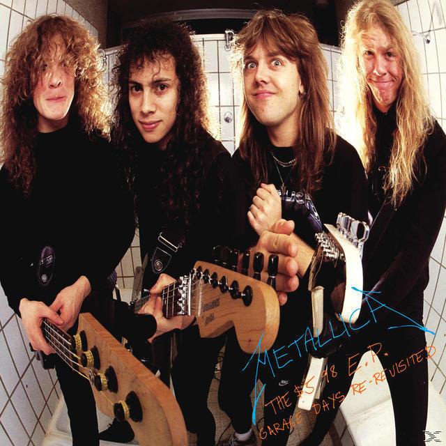 The $5.98 EP - Garage Days Re-Revisited (Limited Edition) (Metallica) für 16,49 Euro