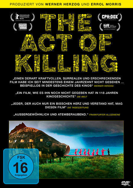 The Act Of Killing (DVD) für 12,99 Euro