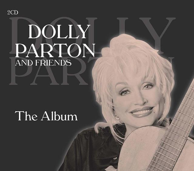 The Album (CDx2) (Dolly Parton) für 5,99 Euro
