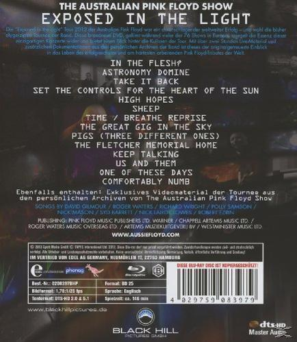 The Australian Pink Floyd Show - Exposed in the Light [Blu-ray] (BLU-RAY) für 15,99 Euro