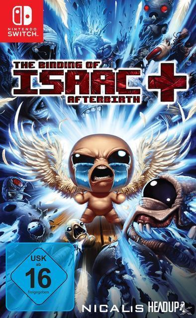 The Binding of Isaac - Afterbirth+ (Nintendo Switch) für 39,99 Euro