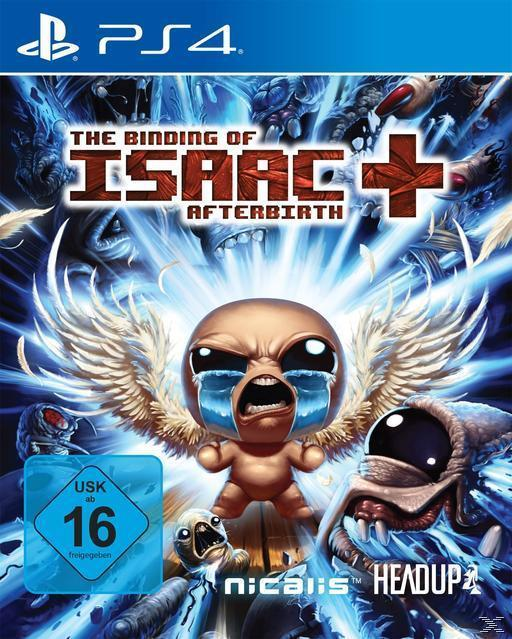 The Binding of Isaac - Afterbirth+ (PlayStation 4) für 19,99 Euro