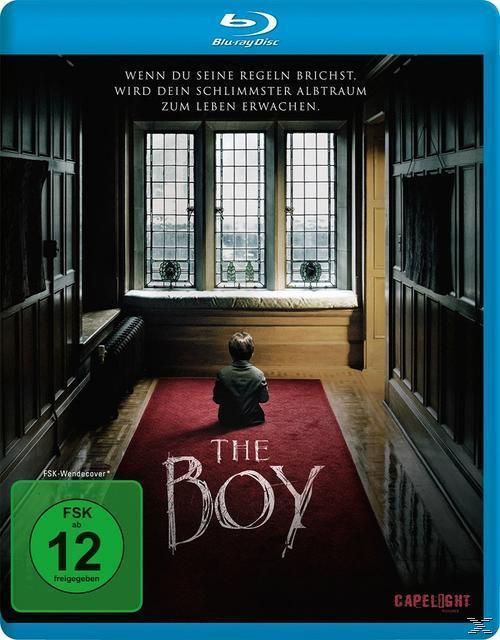 The Boy (BLU-RAY) für 14,99 Euro