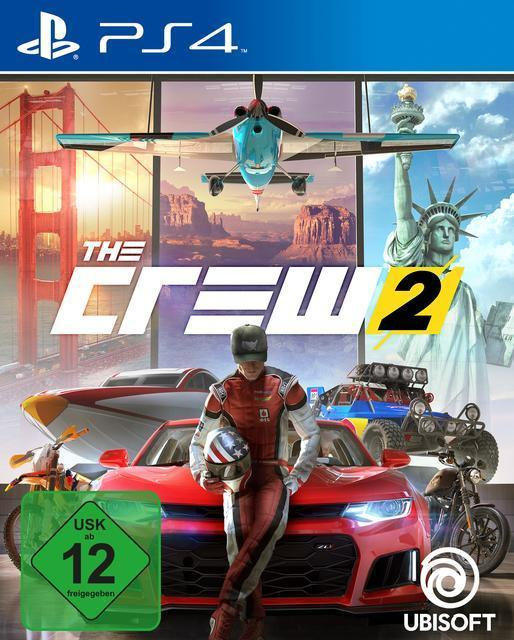 The Crew 2 (PlayStation 4) für 39,99 Euro