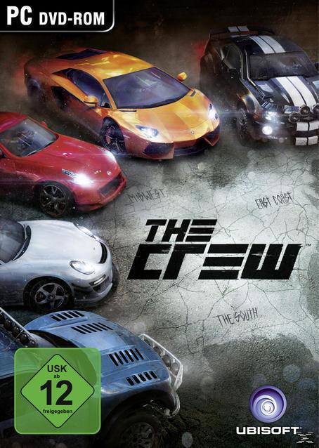The Crew (PC) für 29,99 Euro