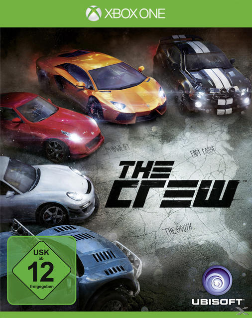 The Crew (Xbox One) für 39,99 Euro