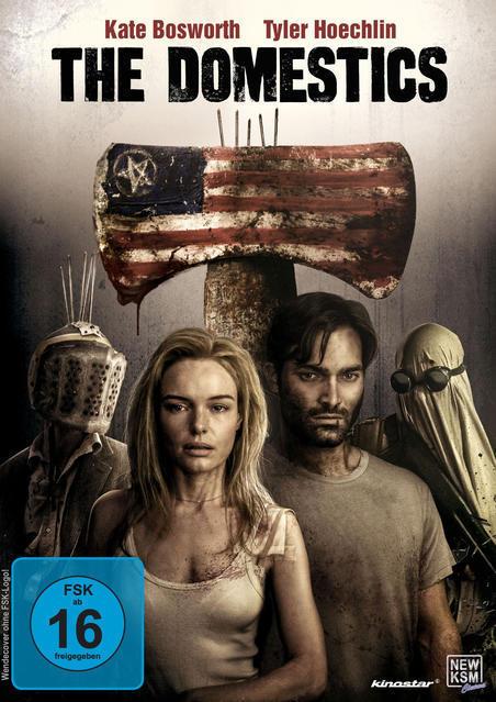 The Domestics (DVD) für 7,99 Euro