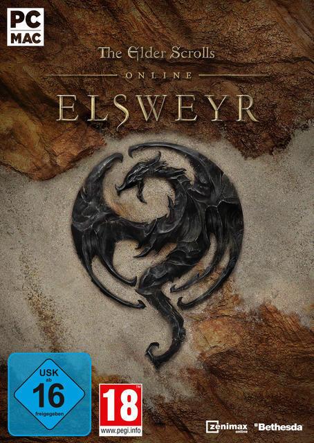 The Elder Scrolls Online: Elsweyr (PC) für 34,99 Euro