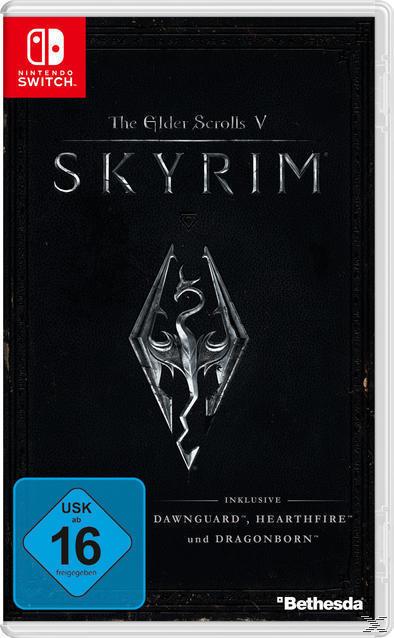 The Elder Scrolls V: Skyrim (Nintendo Switch) für 54,99 Euro