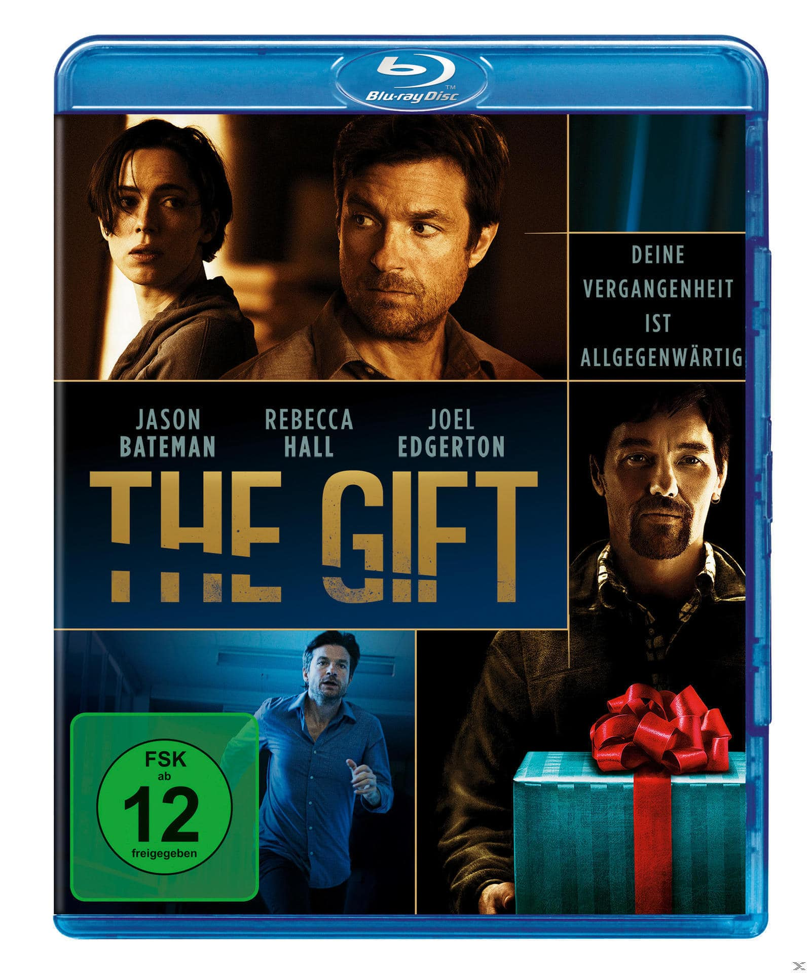 The Gift (BLU-RAY) für 13,99 Euro