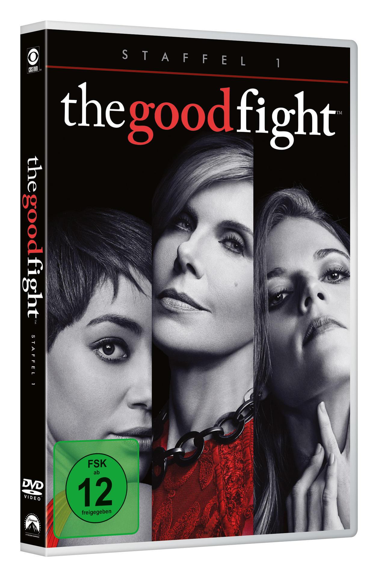 The Good Fight - Staffel 1 DVD-Box (DVD) für 14,99 Euro