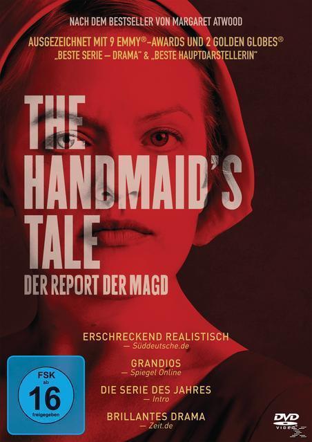 The Handmaid's Tale: Der Report der Magd DVD-Box (DVD) für 14,99 Euro