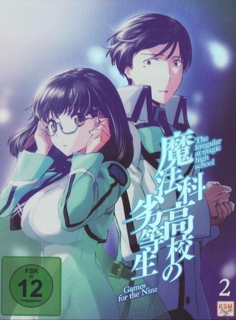 The Irregular at Magic Highschool - Vol. 2: Games for the Nine (DVD) für 29,99 Euro