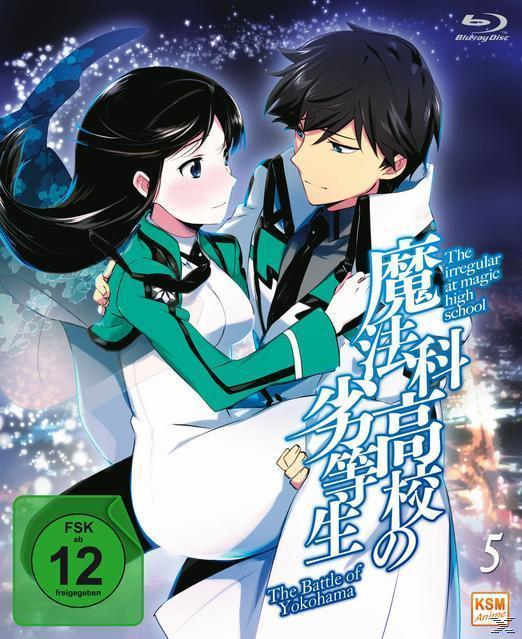 THE IRREGULAR AT MAGIC HIGH SCHOOL VOL. 5 - The Battle of Yokohama (BLU-RAY) für 39,99 Euro