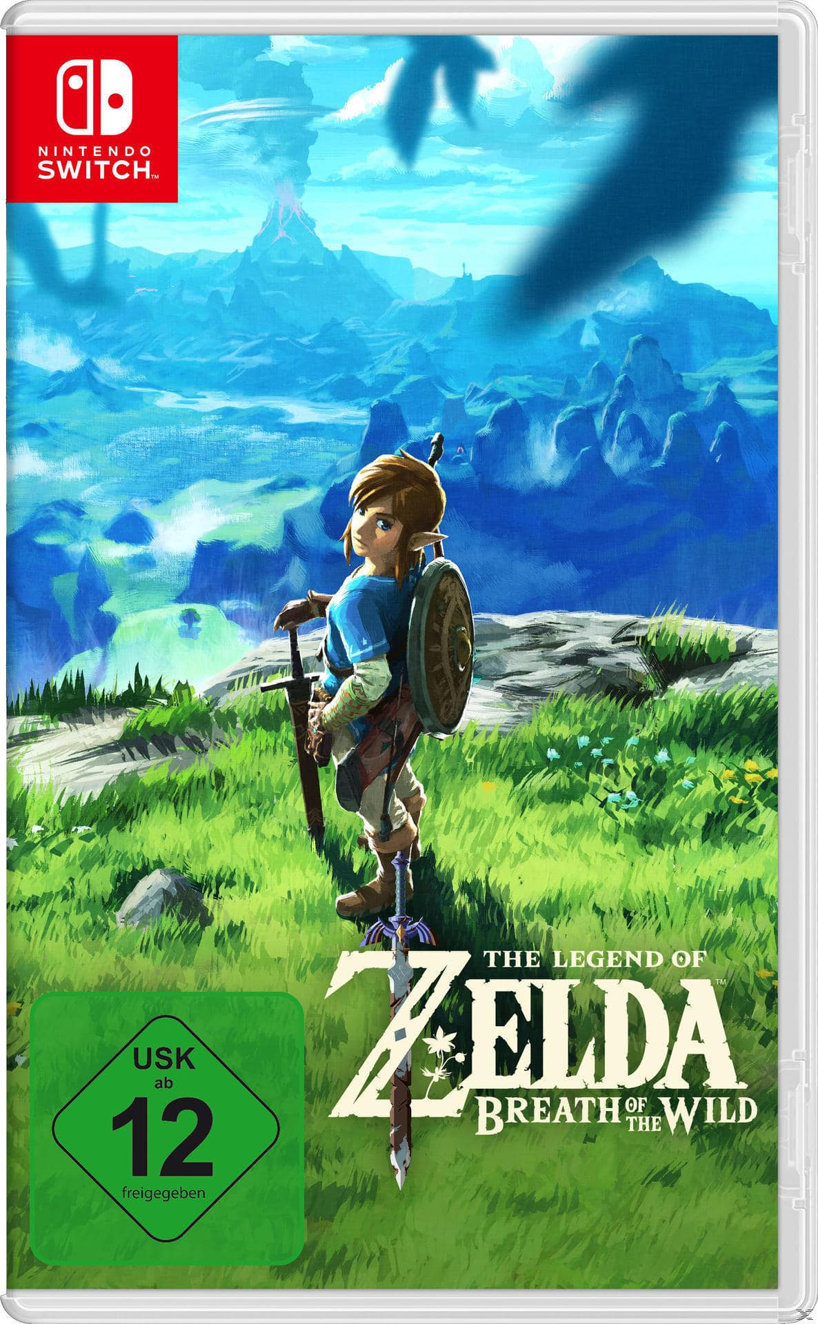 The Legend of Zelda: Breath of the Wild (Nintendo Switch) für 64,99 Euro