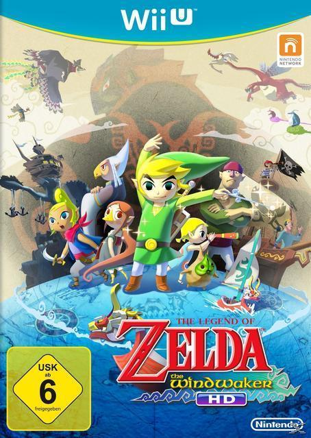 The Legend of Zelda: The Wind Waker HD (Nintendo Wii U) für 52,00 Euro