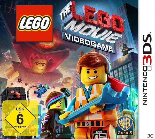 The LEGO Movie Videogame (Nintendo 3DS) für 27,99 Euro