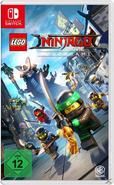 The LEGO NINJAGO Movie Videogame (Nintendo Switch) für 55,00 Euro