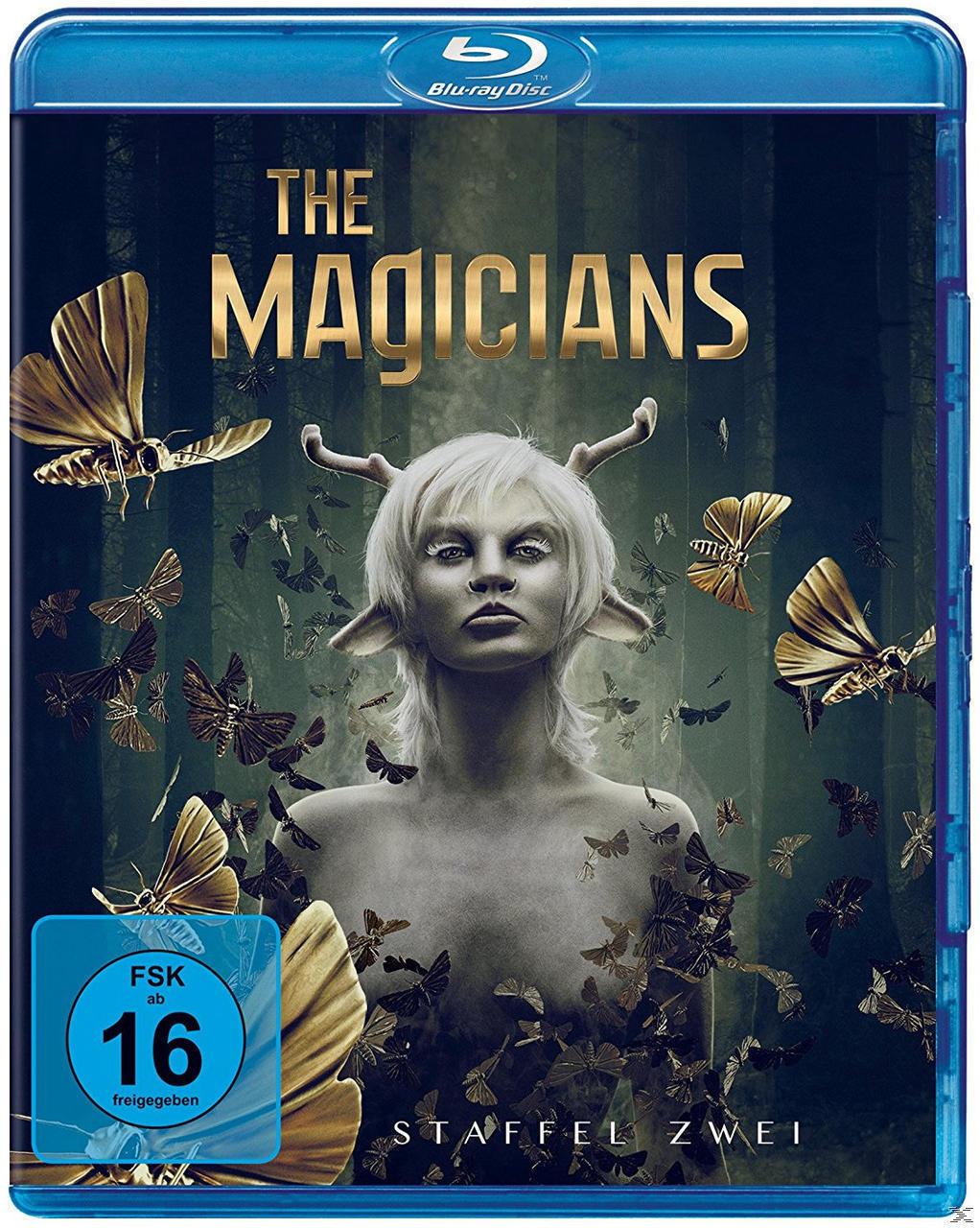 The Magicians - Staffel 2 BLU-RAY Box (BLU-RAY) für 27,99 Euro