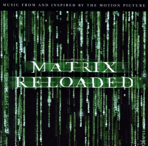 The Matrix Reloaded (VARIOUS) für 14,61 Euro
