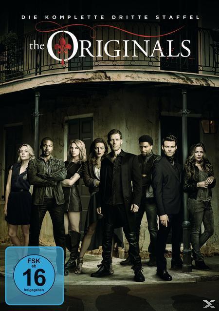 The Originals - Staffel 3 DVD-Box (DVD) für 15,99 Euro