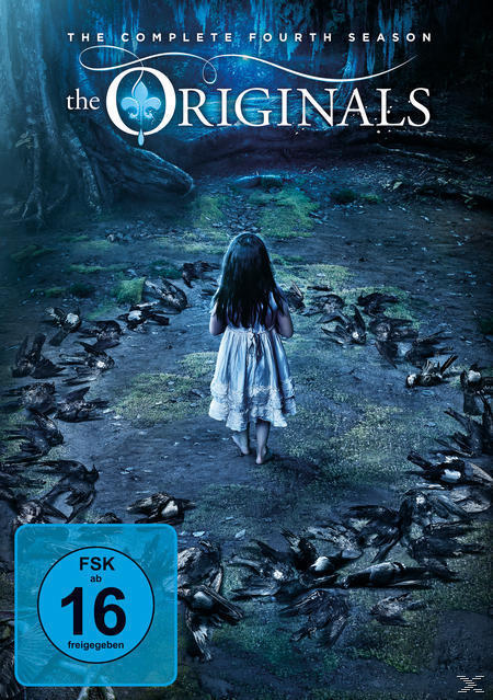 The Originals - Staffel 4 DVD-Box (DVD) für 15,99 Euro