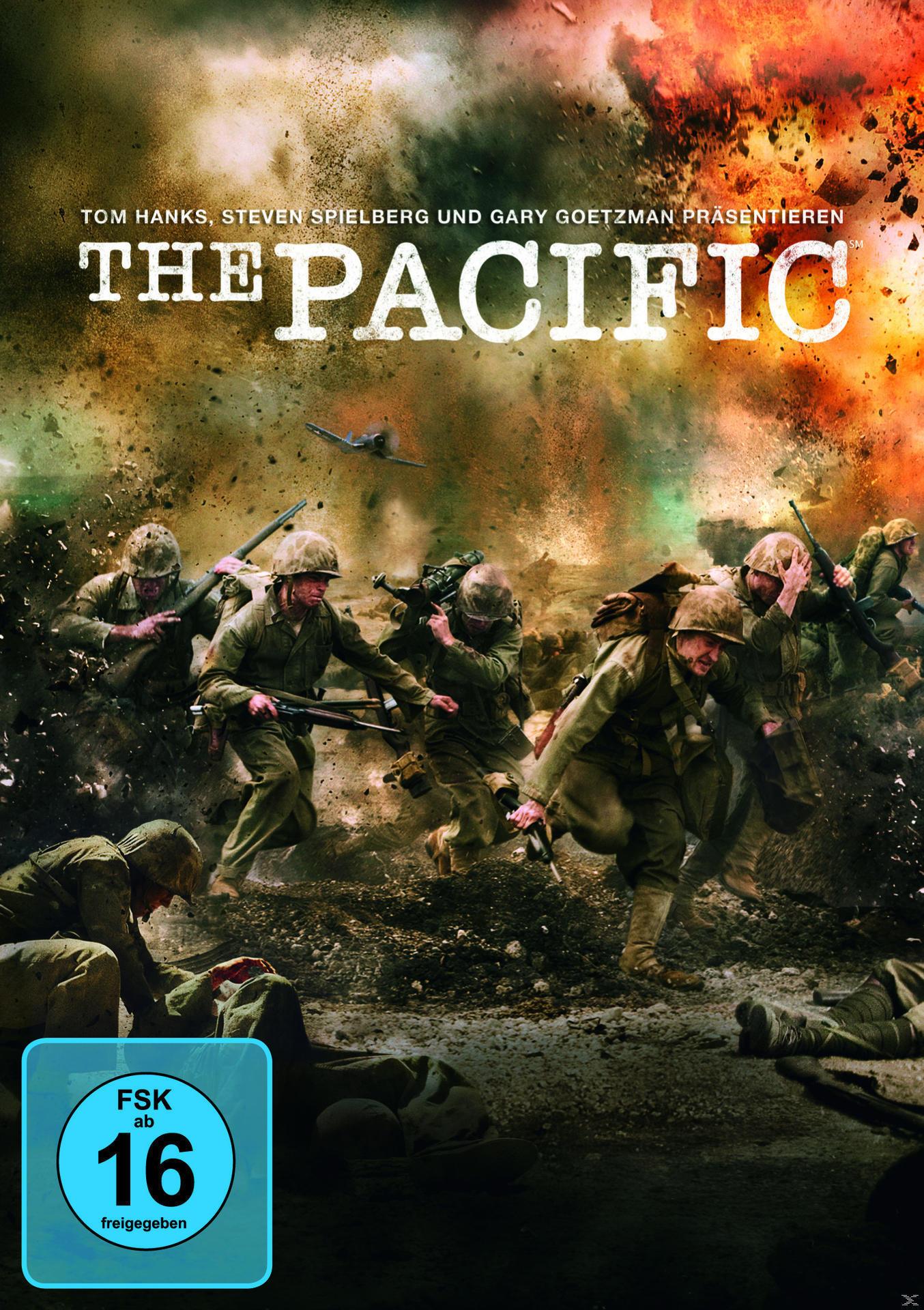 The Pacific DVD-Box (DVD) für 31,99 Euro