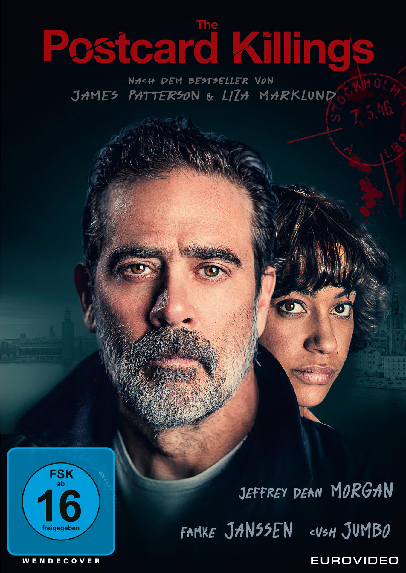 The Postcard Killings (DVD) für 9,99 Euro